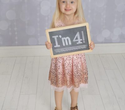 Things I Don't Want To Forget – Teagan 4 Years Old