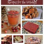 Cranberry Recipes for the Holidays