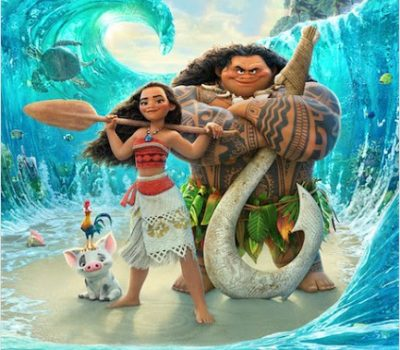 Our Moana Evening Out