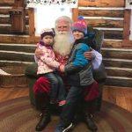 A Visit With Santa - 2016