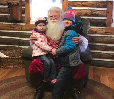 A Visit With Santa – 2016
