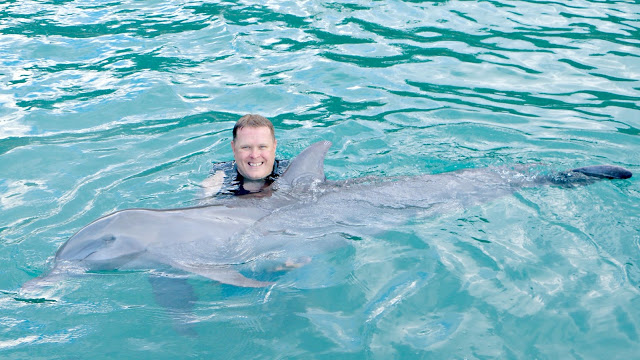 Island Routes Dolphin Swim at Dolphin Cove, swimming with dolphins in Negril, swim with dolphins in Jamaica, Jamaica excursions, Island Routes swim with the dolphins, Dolphin Cove Jamaica, things to do in Negril Jamaica