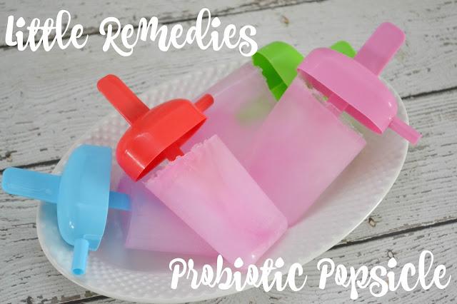 Probiotics Popsicle For Kids