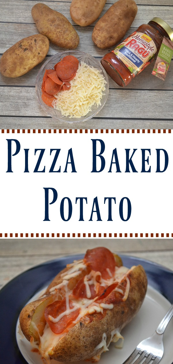 non-pasta dishes using pasta sauce, recipes with pasta sauce, pizza baked potatoes, creative baked potato recipes, game day meals, pizza potatoes