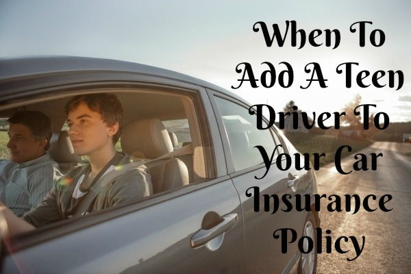 How & When To Add A Teen Driver To Your Car Insurance Policy, Nationwide Insurance blog, When To Add A Teen Driver To Your Car Insurance, Add A Teen Driver To Your Car Insurance, tips for a new teen driver, parenting a teen driver
