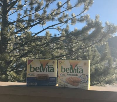 Weekend Getaway with belVita
