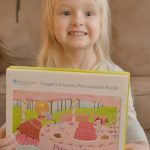 I See Me Personalized Puzzle + Giveaway