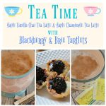 Tea Time - Easy Lattes and Blackberry & Brie Tartlets