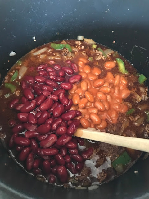 Instant Pot Chili Recipe, easy chili recipe, instant pot chili, pressure cooker recipes, pressure cooker chili recipe, chili recipes, instant pot recipes, instant pot chili recipe