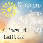 Ready for Summer?  $50 Amazon #Giveaway