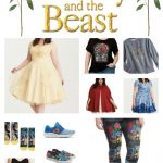 Disney's Beauty and the Beast - Live Action Movie Premiere Plus Size Fashion