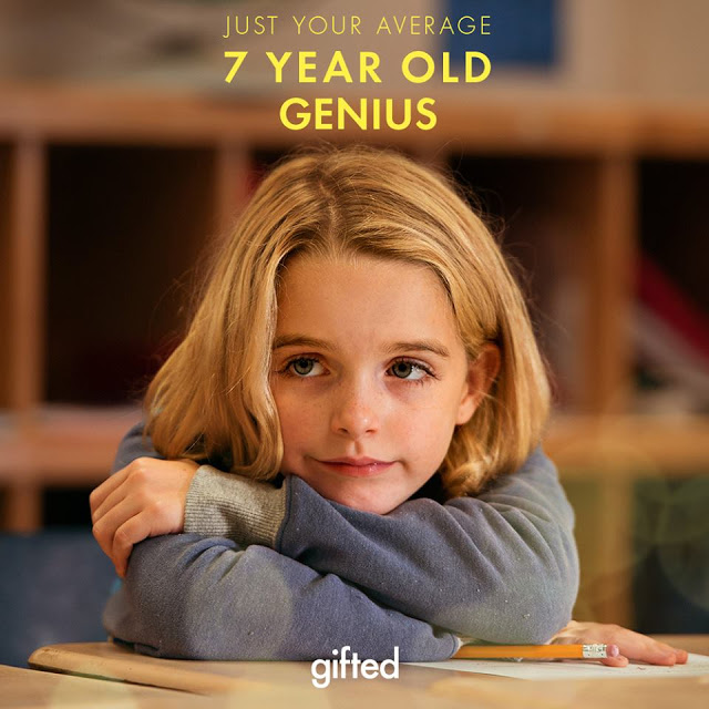 Gifted Movie Review, GIFTED movie, Gifted with Chris Evans, Gifted with McKenna Grace