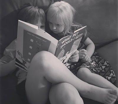 Printable Reading Log for Kids