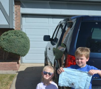 Finding Teachable Moments For All Ages:  Car Wash & Wax
