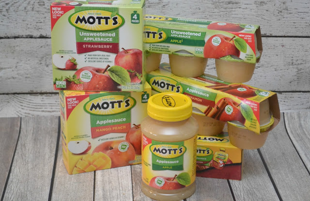 Watch Us Grow With Mott's Applesauce!