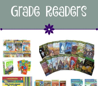 Book Series for 1st and 2nd Grade Readers