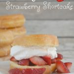 Donut Strawberry Shortcake