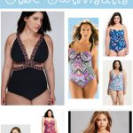 Trendy Plus Size Swimsuits - Summer Is Here!