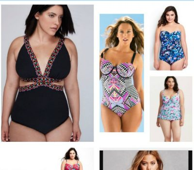 Trendy Plus Size Swimsuits – Summer Is Here!