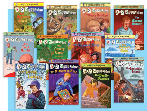Book Series for 1st and 2nd Grade Readers, books for 1st graders, books for 2nd graders, great books for elementary readers, book reviews, kids book reviews, books series for kids, Magic Tree House books, The Magic School Bus chapter books, Geronimo Stilton Cavemice book series, Galaxy Zack Collection, A-Z Mysteries, Hey Jack! Book Series, Looniverse book series