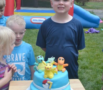 Throwing A Pokemon Birthday Party