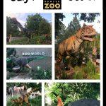 DINOS!  Live at Denver Zoo