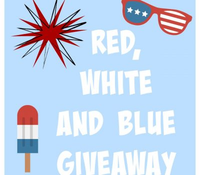 Red, White and Blue Giveaway