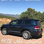 Let's Go Places - With The Toyota Land Cruiser