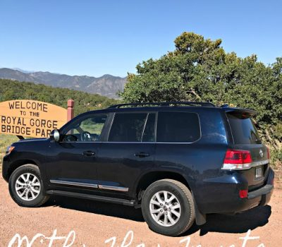Let's Go Places – With The Toyota Land Cruiser