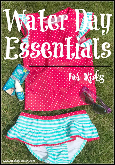 Water Day Essentials For Kids