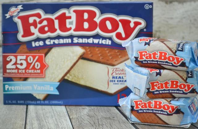 ice cream, ice cream sandwiches, FatBoy, Chocolate Covered Cherry FatBoy Ice Cream Sandwiches, recipes using ice cream sandwiches, summer desserts