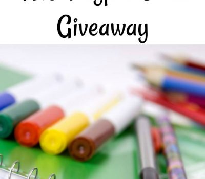 Back to School Celebration – $20 Paypal Cash #GIVEAWAY