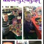 Birthday Party Fun At Chuck E. Cheese's