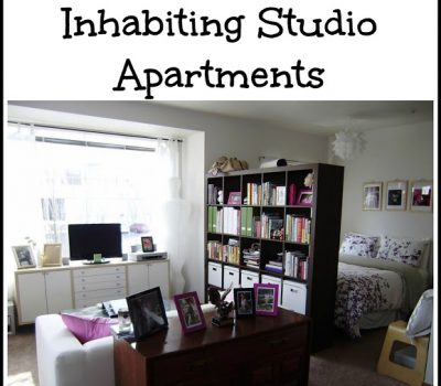 Décor Ideas For People Inhabiting Studio Apartments