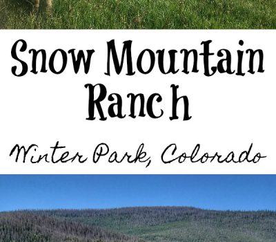 Explore Spruce Saddle Adventure Zone at Snow Mountain Ranch