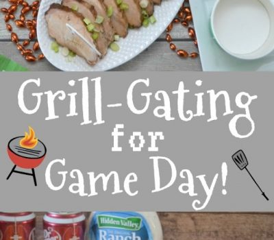 Grill-Gating for Game Day