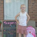 Teagan's 1st Day of Pre-K!