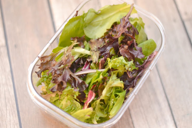 Rubbermaid BRILLIANCE Salad & Snack Set, salads for lunch, no more soggy lunches