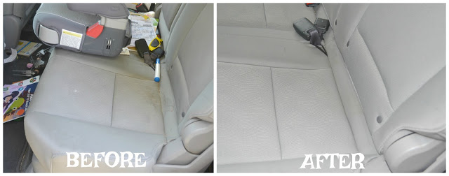 From Mom Car to MY Car!, cleaning cars, tips for cleaning a car, cleaning the interior of a car, messy car, how to keep your car clean,