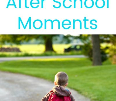 How to ROCK After School Moments