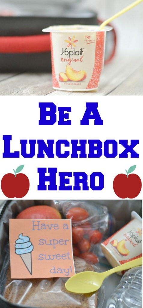 Printable Lunchbox notes, lunchbox notes, great lunchbox ideas for kids, what to pack for lunch, Be a Lunchbox Hero, easy lunchbox items for kids