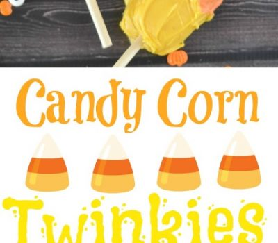 Candy Corn Twinkies