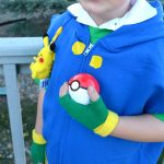 Ash Ketchum - Pokemon DIY Halloween Costume