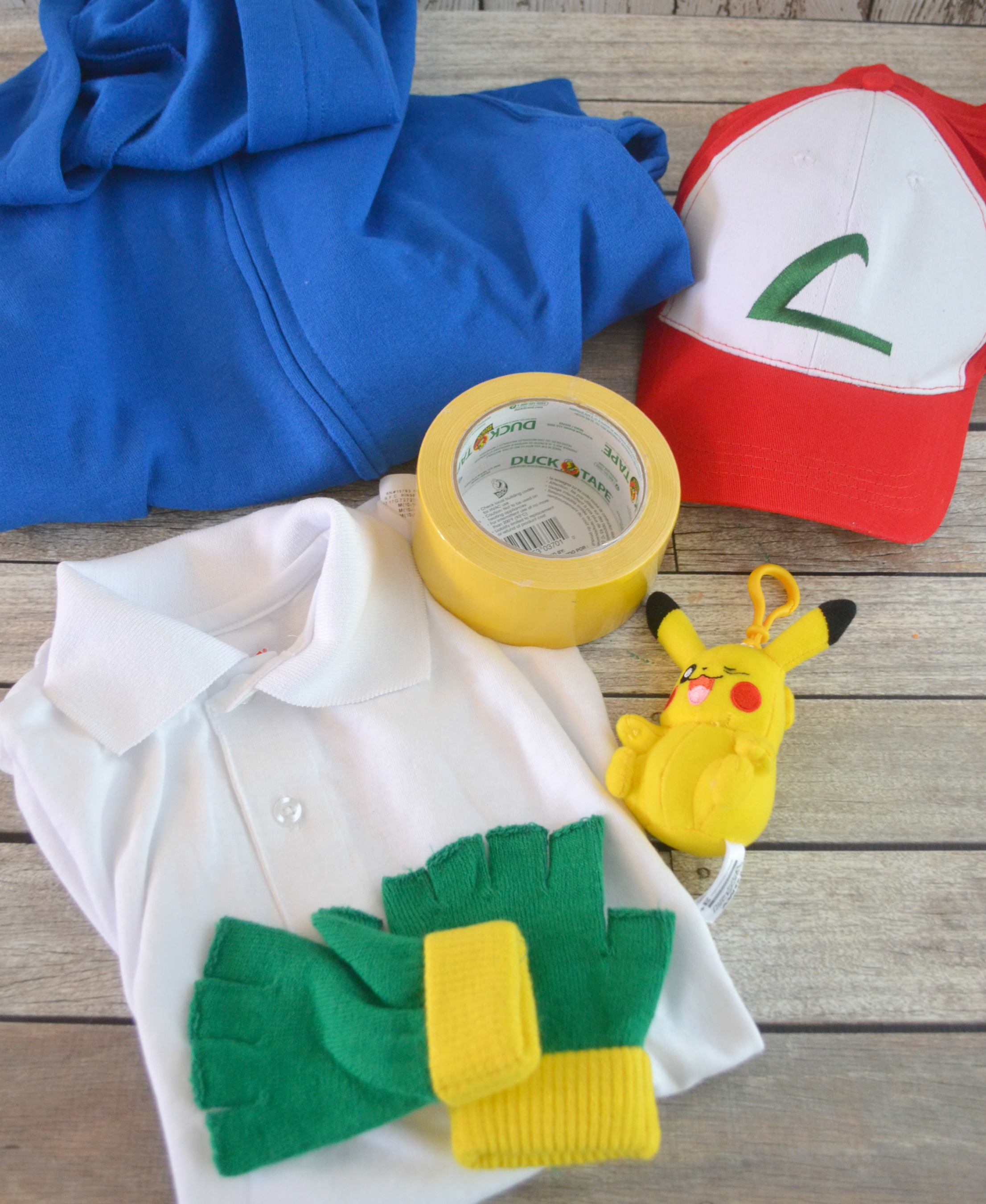 Ash Ketchum - Pokemon DIY Halloween Costume, Pokemon halloween costume, Ash Ketchum halloween costume, DIY Ash Ketchum costume, Pokemon costumes, DIY pokemon costume, Pokemon trainer costume, DIY halloween costumes