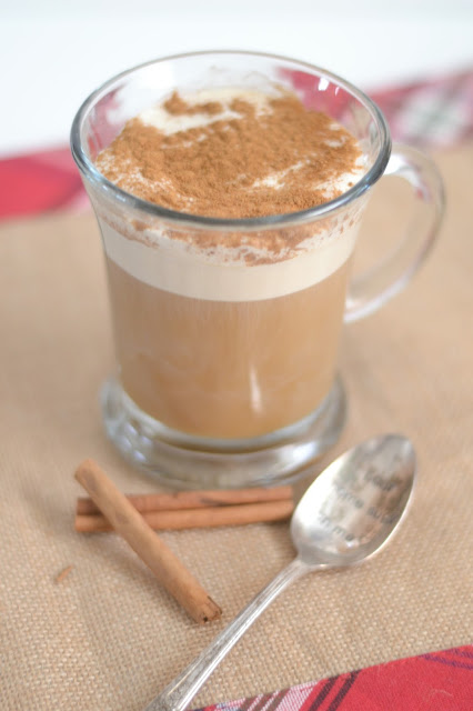 Cinnamon Vanilla Latte, make at home latte, Cinnamon Vanilla Latte at home, easy latte recipe, latte recipes, vanilla latte recipe, coffee recipes, One Touch Latte™