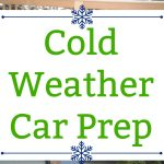 Cold Weather Car Prep
