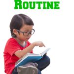 Simplifying Our Homework Routine - For Life!