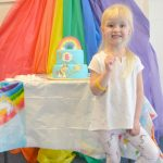 Throwing A Rainbow Unicorn Birthday Party