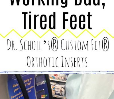Working Dad – Tired Feet