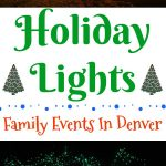 Holiday Lights - Family Events In Denver